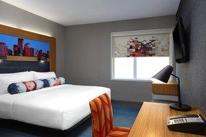 Room - Aloft Hotel University Calgary