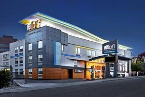 Exterior view - Aloft Hotel University Calgary