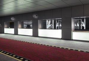 Lobby - SLS Hotel & Casino Las Vegas