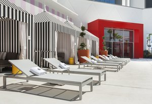 Pool - SLS Hotel & Casino Las Vegas