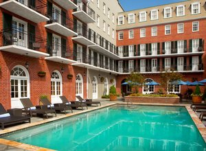 Pool - Four Points by Sheraton Hotel French Quarter New Orleans