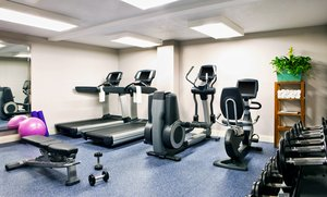 Fitness/ Exercise Room - Four Points by Sheraton Hotel French Quarter New Orleans
