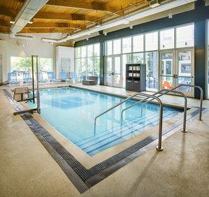 Pool - Aloft Hotel Airport Philadelphia