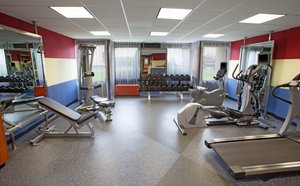 Fitness/ Exercise Room - Four Points by Sheraton Hotel Northeast Philadelphia