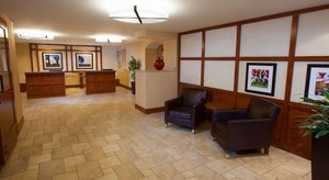Lobby - Four Points by Sheraton Hotel Northeast Philadelphia