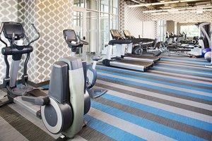 Fitness/ Exercise Room - Aloft Hotel Airport Philadelphia