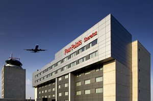 Exterior view - Four Points by Sheraton Hotel Winnipeg Airport