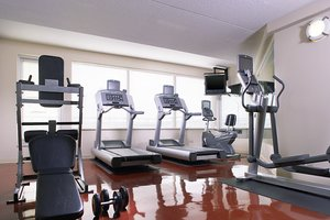 Fitness/ Exercise Room - Four Points by Sheraton Hotel Winnipeg Airport