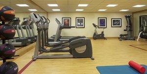 Fitness/ Exercise Room - Sheraton Hotel Minnetonka
