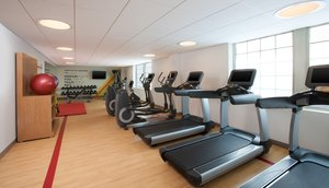 Fitness/ Exercise Room - Sheraton Pittsburgh Airport Hotel Coraopolis