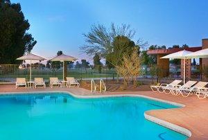 Pool Four Points By Sheraton Hotel Phoenix Mesa Gateway Airport