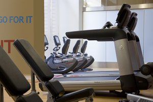 Fitness/ Exercise Room - Sheraton Hotel Columbia