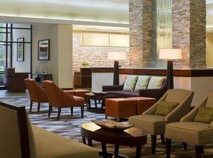 Lobby - Sheraton Hotel Columbia