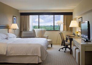 Room - Sheraton Hotel Columbia