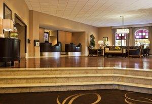 Lobby - Sheraton Hotel Parsippany