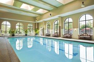 Pool - Sheraton Hotel Parsippany