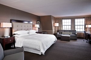Room - Sheraton Hotel Parsippany