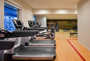 Fitness/ Exercise Room - Sheraton Crossroads Hotel Mahwah