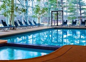 Pool - Sheraton Crossroads Hotel Mahwah
