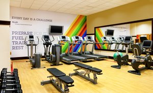 Fitness/ Exercise Room - Sheraton Hotel BWI Airport Linthicum