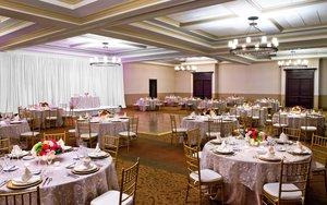 Ballroom - Sheraton Hotel BWI Airport Linthicum