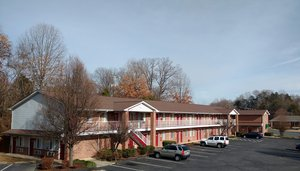 Exterior view - Affordable Suites of America Charlottesville