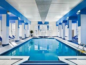Pool - Sheraton Hotel Needham