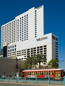 Exterior view - Westin New Orleans Canal Place Hotel New Orleans