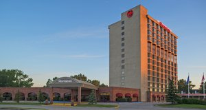 Exterior view - Sheraton Hotel Red Deer