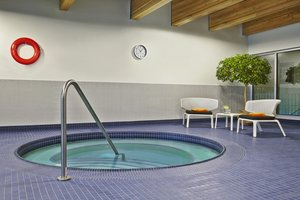 Pool - Sheraton Hotel Red Deer