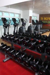 Fitness/ Exercise Room - Sheraton Old San Juan Hotel