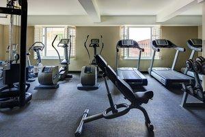 Fitness/ Exercise Room - Le Meridien Hotel Cambridge