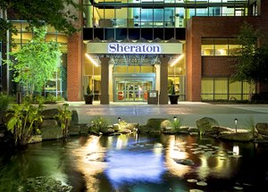Exterior view - Sheraton Hotel North Towson