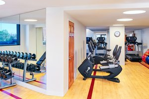 Fitness/ Exercise Room - Sheraton Hotel North Towson