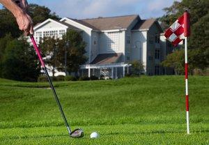 Golf - Marriott Vacation Club Fairway Villas at Seaview Galloway