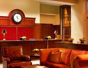 Lobby - Sheraton Hotel Downtown Duluth
