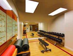 Fitness/ Exercise Room - Sheraton Hotel Downtown Duluth