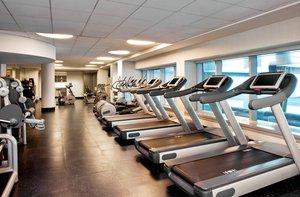 Fitness/ Exercise Room - W Hotel Hoboken
