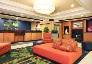 Lobby - Fairfield Inn & Suites by Marriott Mahwah