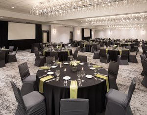 Ballroom - Sheraton Hotel Bloomington