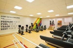 Fitness/ Exercise Room - Sheraton Hotel Framingham