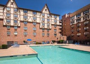 Pool - Sheraton Hotel Framingham