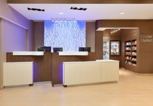 Lobby - Fairfield Inn by Marriott King of Prussia