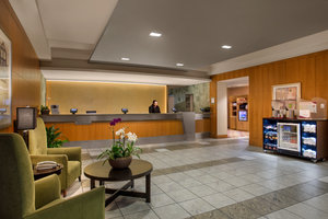 Lobby - Crowne Plaza Hotel Burlingame