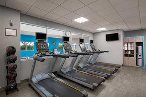 Fitness/ Exercise Room - Crowne Plaza Hotel Burlingame
