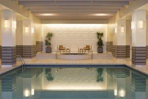 Pool - Westin Hotel Edina