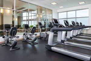Fitness/ Exercise Room - Westin Hotel Edina