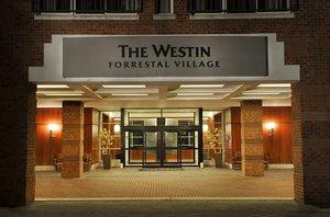 Exterior view - Westin at Forrestal Village Hotel Princeton