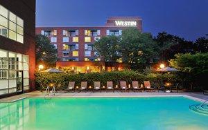 Pool - Westin at Forrestal Village Hotel Princeton