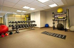 Fitness/ Exercise Room - Westin at Forrestal Village Hotel Princeton